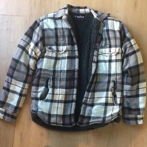 Matix Sherpa flannel